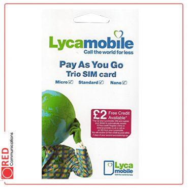 Lyca Voice Sim Card