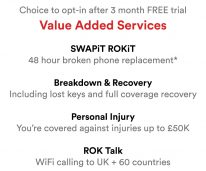 ROKiT Value Added Services